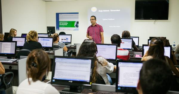 EMU Education Faculty Leads New Educational Trends