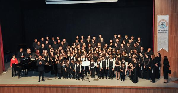 Choral Concert Took Place at EMU